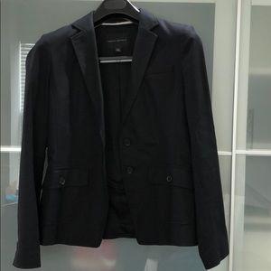 Suit jacket gently worn